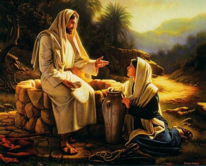 Jesus the Samaritan Woman